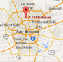 Directions to San Antonio Office